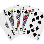 I giochi proibiti di carte al bar.