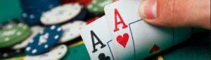 Nella tabella aggiornata dei giochi proibiti al bar anche il poker...