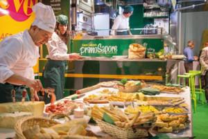 "Lo street food gourmet di ""Primo sapore"""