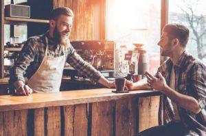Come rapportarsi con il cliente al bar: il cliente maleducato e quello pericoloso