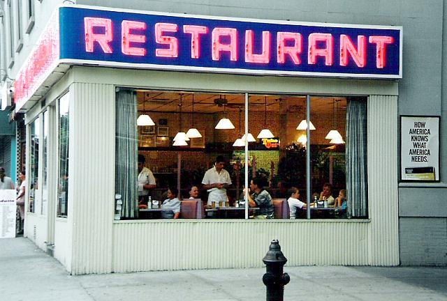 Arredare un bar o un ristorante con il cartone aprire un bar for Arredare un bar