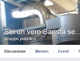 FACEBOOK: SEI UN VERO BARISTA SE…