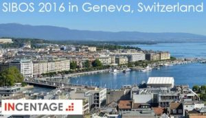 SIBOS, the coffee exhibition in Geneve