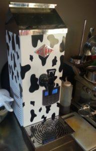 """Le """"spine"""" per il latte sempre freddo..."""