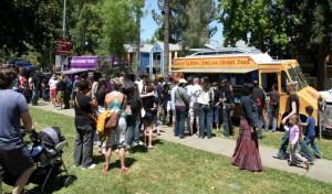 Un festival anglosassone dedicato allo street food.