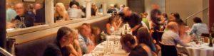 Per un ristorante il numero di tovaglioli è usato per valutare gli studi di settore