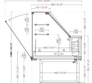 Un progetto di ristrutturazione di una vetrina, dal sito AllForFood