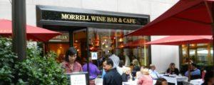 Un wine bar di New York